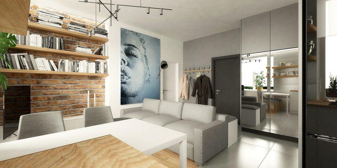 Całkiem nowa przestrzeń – mieszkanie w Łasku